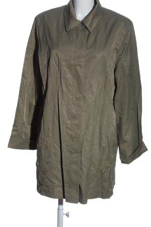 Apriori Płaszcz przeciwdeszczowy khaki W stylu casual