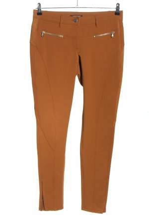 Apriori Spodnie materiałowe brązowy-złoto W stylu casual