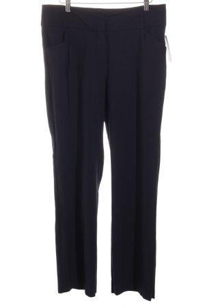 Apriori Jersey Pants dark blue casual look