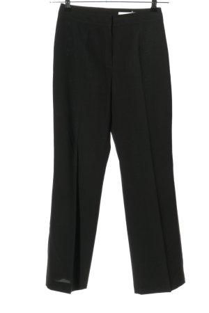 Apriori Spodnie materiałowe czarny W stylu casual