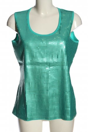 Apriori Tank Top turquoise casual look