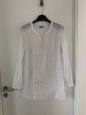 Apriori Bluzka tunika biały