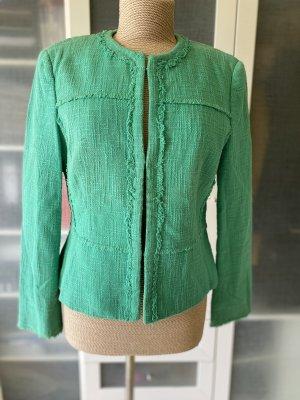 Apriori Tweed Blazer green