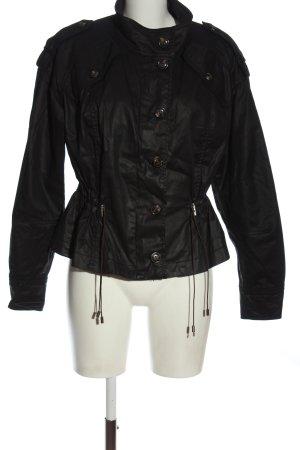 Apriori Between-Seasons Jacket black casual look