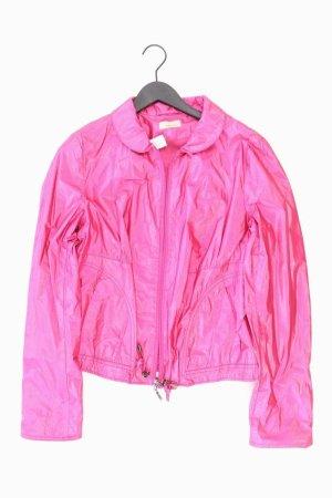 Apriori Overgangsjack lichtroze-roze-roze-neonroos Polyurethaan