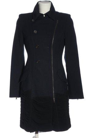 Apriori Płaszcz przejściowy czarny W stylu casual