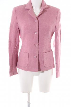 Apriori Woll-Blazer pink Business-Look