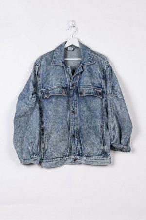 Aqua Denim Jacket blue denim