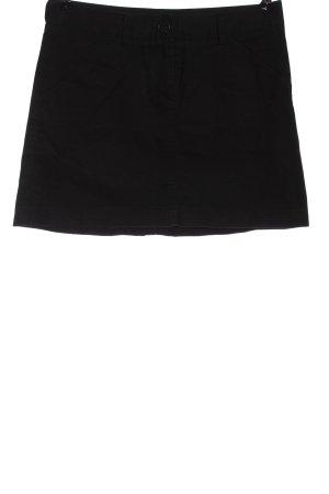 Aquascutum Mini-jupe noir style décontracté