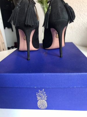 "Aquazzura ""Forever"" Pumps 105"