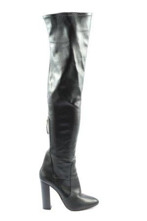 Aquazzura High Heel Boots black casual look