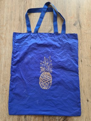 Aquazzura Nylon shopping bag Ananas