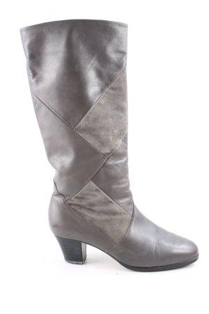 ara Heel Boots brown casual look