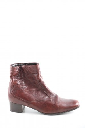 ara Ankle Boots rot Casual-Look