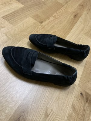 ara Opbouwbare ballerina's zwart