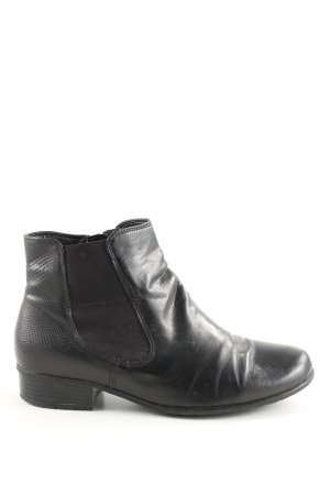 ara Chelsea Boots black business style