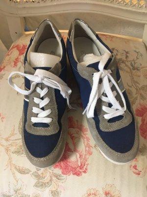 Ara - Damen Sneaker - Neu - Blau - Gr 37 G - Luftpolster