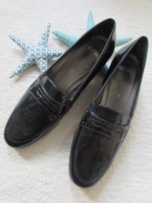 ara Slip-on Shoes black