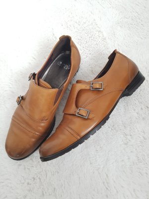 ara Zapatos formales sin cordones coñac Cuero