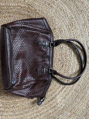 ara Handbag dark brown