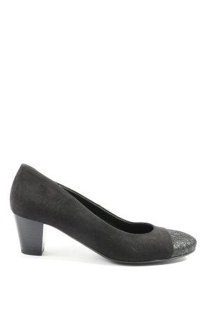 ara High Heels schwarz Casual-Look