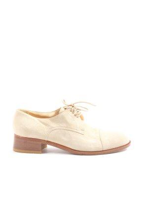 ara Chaussures à lacets crème style décontracté