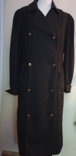ARA Moden Robe manteau gris foncé