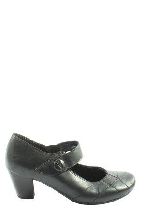 ara Chaussures Mary Jane noir élégant