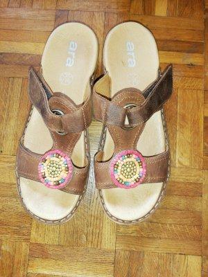 ara Comfort Sandals brown