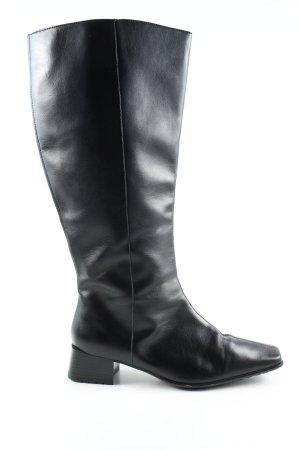 ara Jackboots black casual look