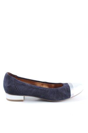 ara Buty wciągane niebieski-biały W stylu casual