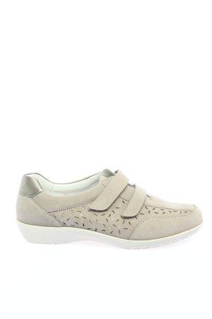ara Buty wciągane w kolorze białej wełny W stylu casual