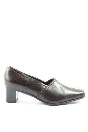 ara Slip-on brun style d'affaires