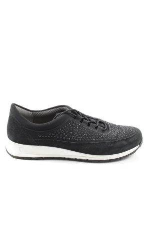 ara Instapsneakers zwart-wit casual uitstraling