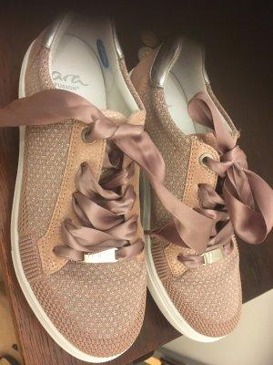 Ara Luftpolster Lace-Up Sneaker dusky pink