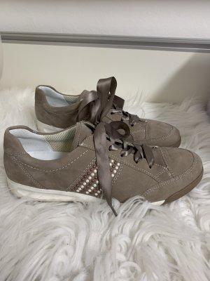 ara Sneakers met veters veelkleurig Leer