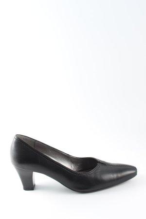 ara Spitse pumps zwart zakelijke stijl