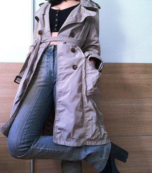 ara Trenchcoat gris-beige clair
