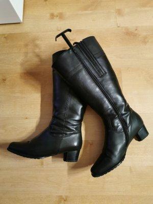 ara Brede Schacht Laarzen zwart
