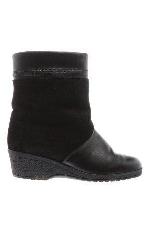ara Winter Boots black casual look