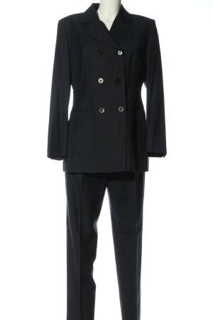 Arami Tailleur-pantalon noir style décontracté