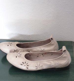 Arche Ballerina pieghevole argento