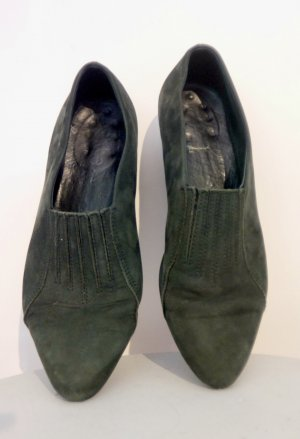 Arche Slippers forest green