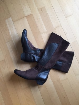 Arche Riding Boots black-brown