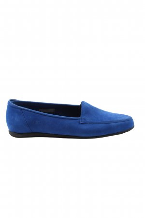 Arco Mocassins blauw casual uitstraling