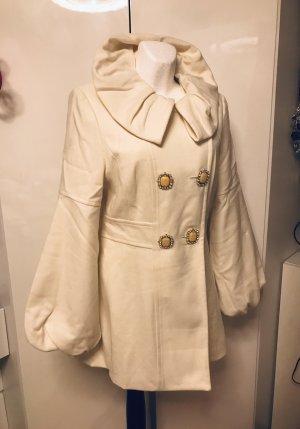 Arden B Damen elegante Winter Wool Mantel Jacke Wolle L