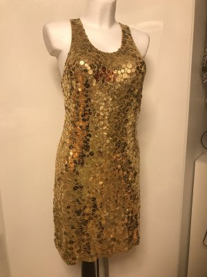 Arden B. Tube Dress gold-colored