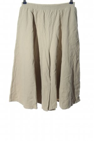 Arela Culottes natural white casual look
