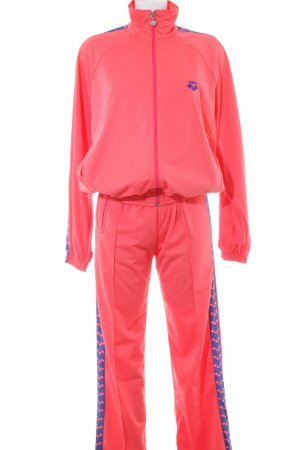 Arena Twin Set tipo suéter bright red-dark blue casual look