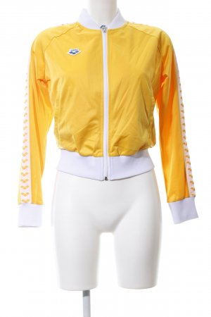 Arena Sports Jacket primrose-white casual look